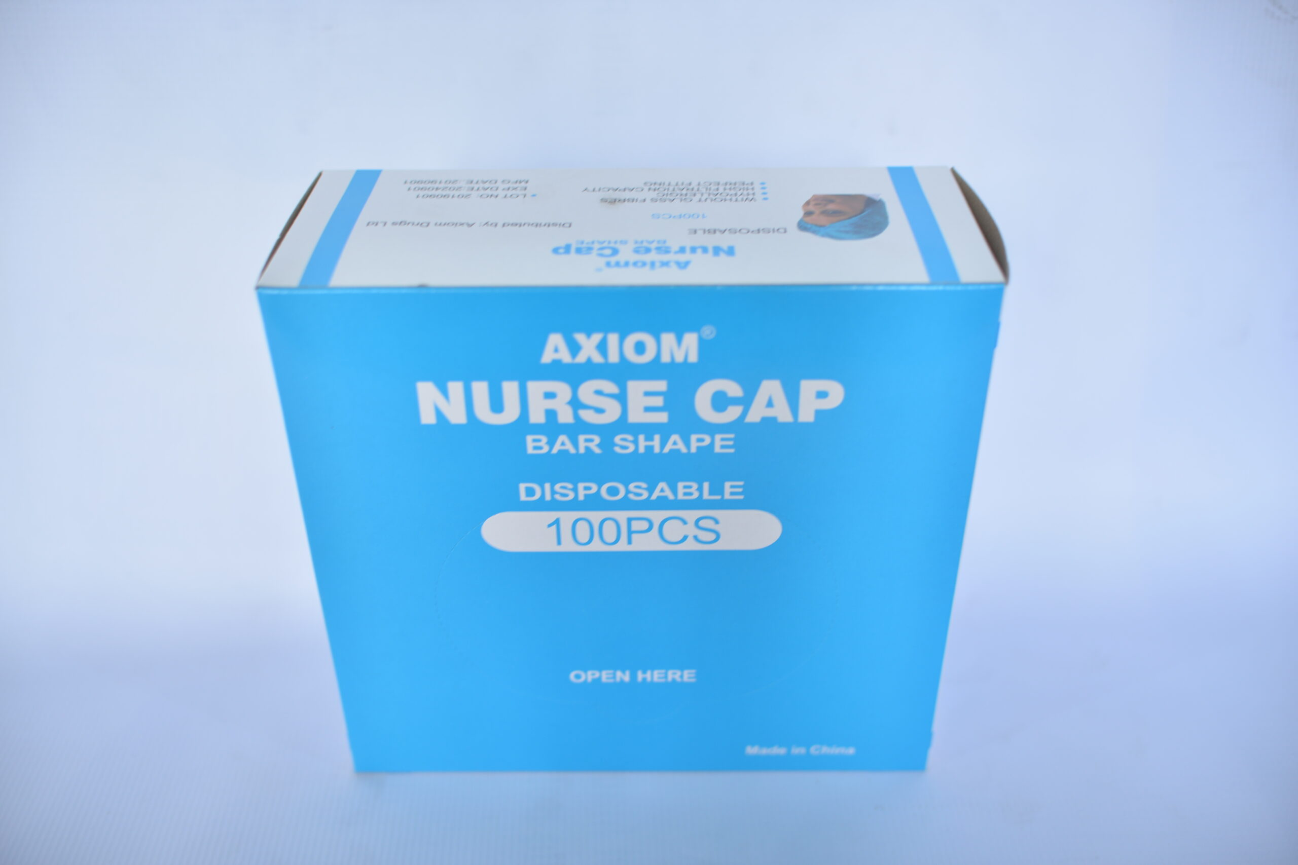Axiom Nurse Cap
