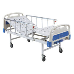 2-Function Manual Hospital Bed for BT602M