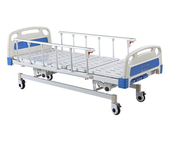 3-Function Manual Hospital Bed for BT603M