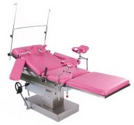 Hospital Manual Delivery Bed for BC665M