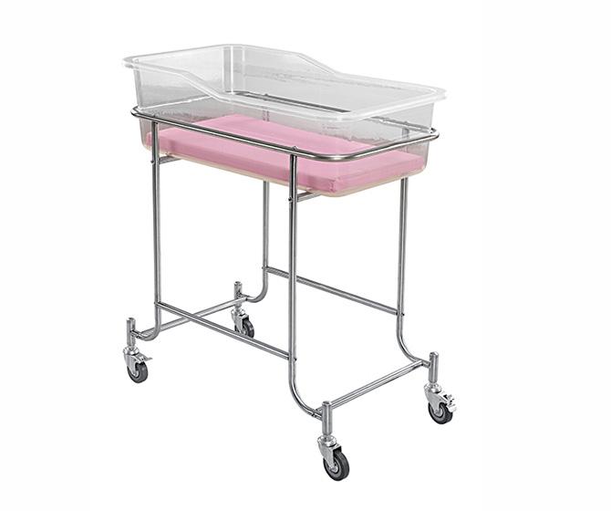 Adjustable Hospital Baby Bassinet for BC651
