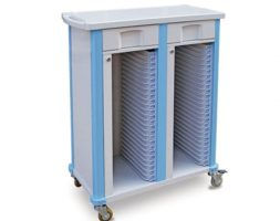 Hospital Medical Record Carts for BT198-50