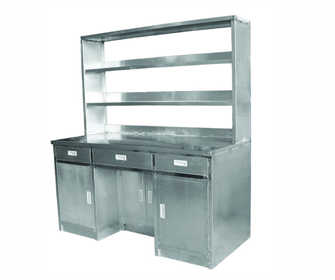 Stainless Steel Instrument Cabinet for BC156