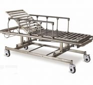 2-Function Manual Up/Down Emergency Stretcher for BC208