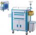 Emergency Trolley/Medicine Trolley                   (Axiom – UK)