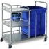 Hospital Linen Trolley                                                  (Axiom-UK)