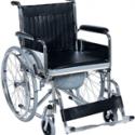 Commode Wheel Chair                                                                                                           (Axiom – UK)