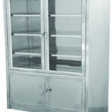 Stainless Steel Hospital Instrument Cabinet                                         (Axiom – UK)                                                             Basic InformationSize: 900*400*1750mmMaterial: #304 stainless steel