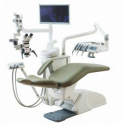 DENTAL UNIT WITH SCREEN