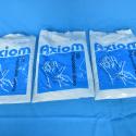 Axiom HDPE disposable gloves