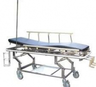Patient Trolley with Cranks and  IV pole                                                        (Axiom – UK)
